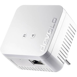 Devolo dLAN® 550 WiFi Powerline WLAN Einzel Adapter 500MBit/s