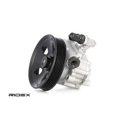 RIDEX Hydraulikpumpe 12H0005 Servopumpe,Flügelpumpe MERCEDES-BENZ,M-CLASS W163