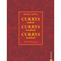 Currys Currys Currys als Buch von Madhur Jaffrey