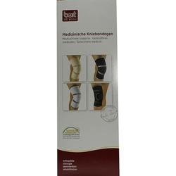 BORT StabiloGen Eco Kniebandage L plus schwarz 1 St