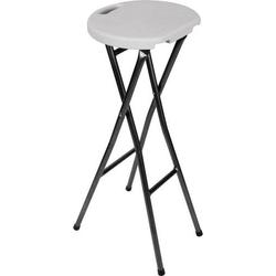 Perel bar stool Barhocker Weiß FP145 Belastbarkeit (Gewicht) (max.) 150kg