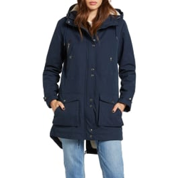 Volcom - Walk On By 5K Parka Sea Navy - Jacken - Größe: S