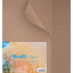 JOY CRAFTS Kraftpapier, 25 Blatt