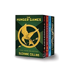 Hunger Games  4 Vols.. Suzanne Collins  - Buch