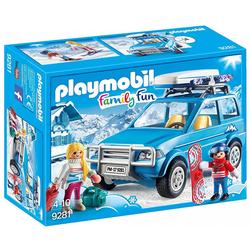 Playmobil Auto Mit Dachbox