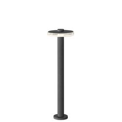 Venexia Pollerleuchte - 70 cm - Glimmeriges Grau