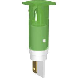 Signal Construct LED-Signalleuchte Ultragrün Rund 230 V/AC SKGU10728