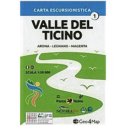 Valle del Ticino - Buch