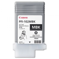 Canon PFI-102MBK mattschwarz