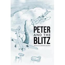 Peter and the Blitz als Taschenbuch von Angela de Caprariis-Salerno