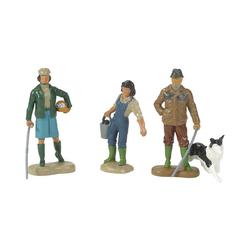 Tomy® Spielzeug-Auto Bauernfamilie