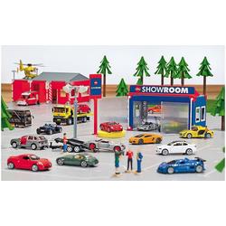 Siku Spiel-Parkgarage SIKU 5504 World Autohaus 1:50