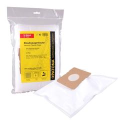 Staubsaugerbeutel für AEG, 10 Stück, 5 Lagen Vlies inkl. Microfilter, S-BAG, ...