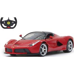 Jamara RC-Auto Ferrari LaFerrari 1:14 rot
