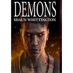DEMONS 2015 als Buch von Shaun Whittington