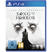 Song of Horror Deluxe Edition - [PlayStation 4]