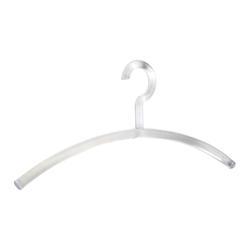 Kleiderbügel Caldo aus Kunststoff/glasklar