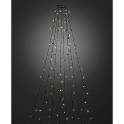 LED Baummantel innen 240 bernsteinf. LED 6365-810