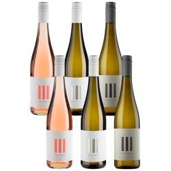 6er-Probierpaket III Freunde - III Freunde - Eller, Schweighöfer und Winterscheidt - 3 Freunde - Weinpakete