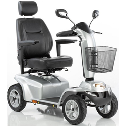 mobilis Elektromobil Scooter M84, 1500 W, 15 km/h, (Korb)