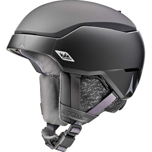 ATOMIC Unisex Count All Mountain-Skihelm, AMID, XL (63-65 cm), Schwarz, AN5005742XL