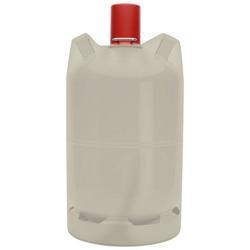 Tepro Grill-Schutzhülle, für Gasflasche (11 kg)