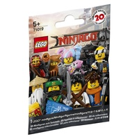 LEGO Minifiguren The Ninjago Movie 1 Stück (71019)