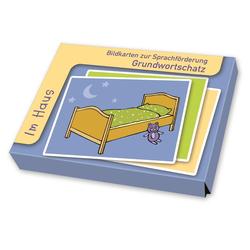 Bildkarten zur Sprachförderung: Im Haus