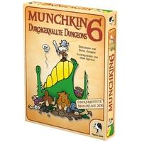 Pegasus Spiele Munchkin 6 Durchgeknallte Dungeons 17216G