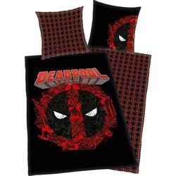 Wendebettwäsche Deadpool, MARVEL, mit tollem Deadpool Motiv