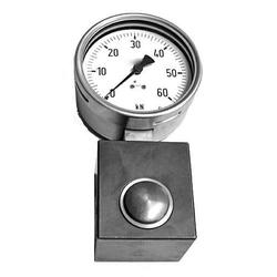MACK Spannkraftmessgerät für Schraubstöcke