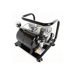 Sparmax Airbrush-Kompressor Sparmax AC-500 Airbrush Kompressor mit Tank