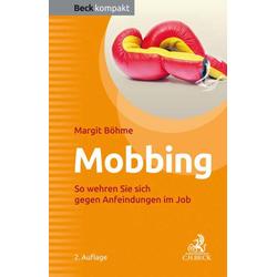 Mobbing: eBook von Margit Böhme