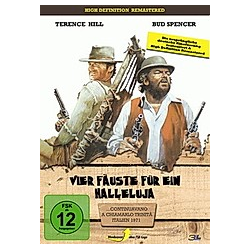 Vier Fäuste für ein Halleluja - DVD  Filme