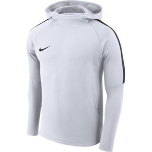 Nike Herren Academy18 Hoodie Kapuzensweatshirt, Weiß (white/Black/100), Gr. 2XL