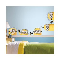 RoomMates Wandsticker Wandsticker Minions, 5-tlg., gelb