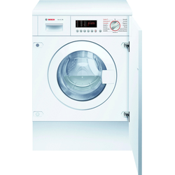 Einbauwaschtrockner 6 WKD28542, 7 kg / 4 kg, 1400 U/Min, Waschtrockner, 72902459-0 weiß weiß