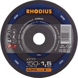Rhodius Trennscheibe XT77 150 x 1,5mm ger.