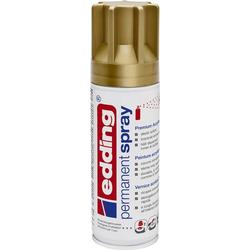 Edding 4-5200924 Spray 5200 Farbe: reichgold seidenmatt 200ml
