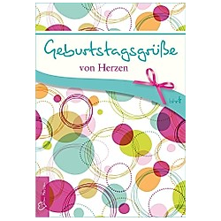 Geburtstagsgrüße von Herzen - Buch