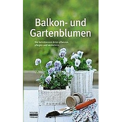 Balkon- und Gartenblumen - Buch