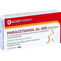 Paracetamol Al 500