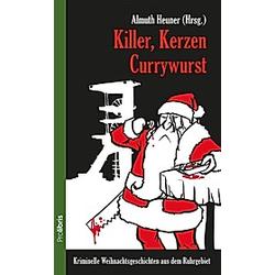 Killer  Kerzen  Currywurst - Buch