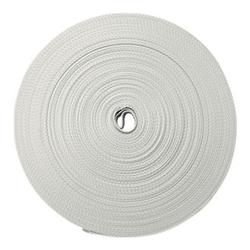 Rolladen-Gurtband Rl.beige-grau Gurt-B.23mm f.Gurt-L.50m Gurt-St.0,9mm