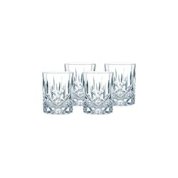 Nachtmann Whiskyglas Noblesse Whiskygläser 4er Set (4-tlg), Glas