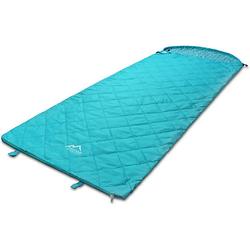 Ultralight-Schlafsack Tinbo Schlafsäcke petrol