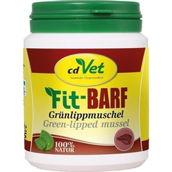 FIT-BARF Grünlippmuschel Pulver f.Hunde/Katzen 100 g
