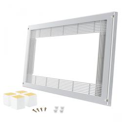 Xavax Einbaurahmen Einbaurahmen für Mikrowelle, silber Art. Nr.:00110206