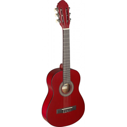 Stagg C-405 M RED 1/4 Kinder Gitarre - Red