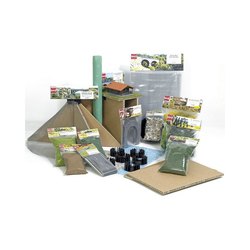 Busch Modelleisenbahn-Set
